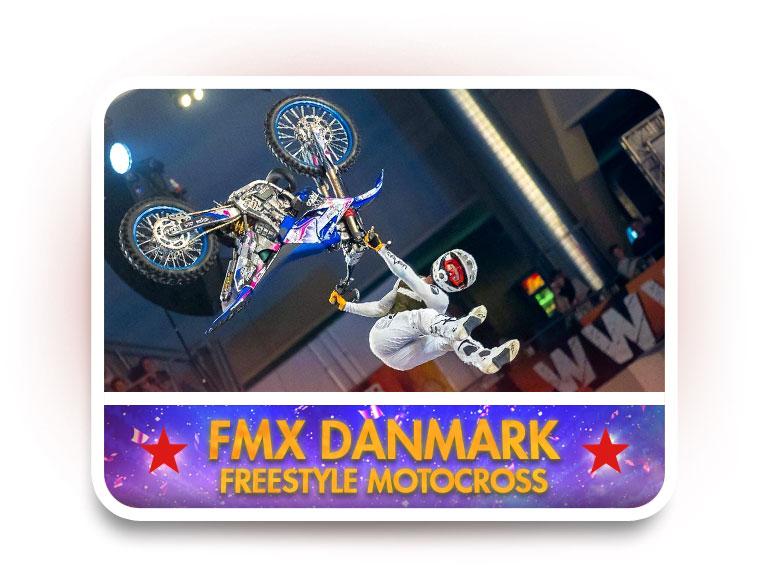 FMX Danmark laver freestyle motocross