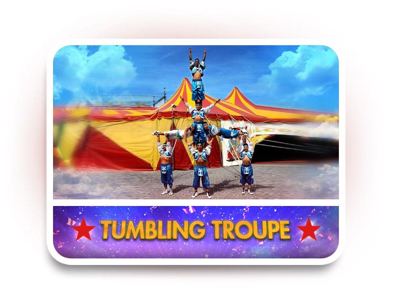 Tumbling Troupe